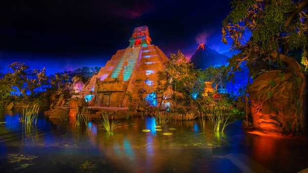15. Gran Fiesta Tour starring the Three Caballeros: Guests can admire the sights of Mexico on a gentle boat ride while being entertained by the Three Caballeros.Location: World ShowcaseHeight: Any
