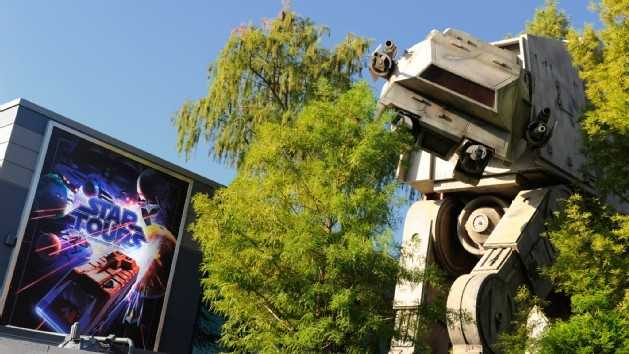 7. Star Tours: A 3D, motion simulated space flight that launches you into the world of Star Wars. Guests must be 40 in (102 cm) or tallerLocation: Echo Lake