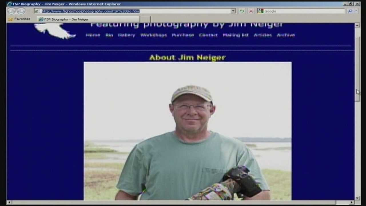 A local wildlife photographer has entered a guilty plea to violating the Endangered Species Act.