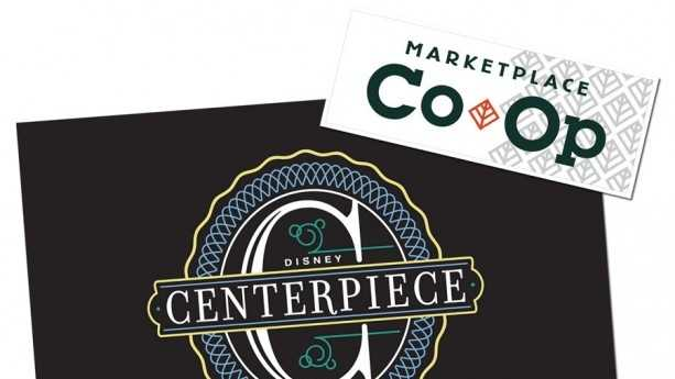 Disney Marketplace will introduce the Marketplace Co-Op this spring. This slideshow displays some of the items that will be available at one of the six shops, Disney Centerpiece.