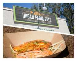 Chef's pick #4: Urban Farm Eats may be a newcomer to the Epcot Flower and Garden Festival, but its flavors have been around forever. Try the ghost pepper-dusted tilapia with crisp winter melon slaw and mint oil. It features The Original Sauce Man's Kick it Up rub.