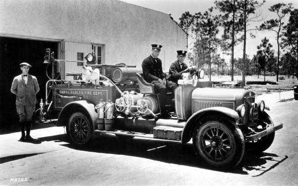 1925: Coral Gables
