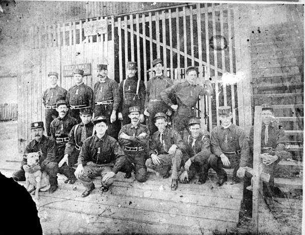 1898: Gainesville