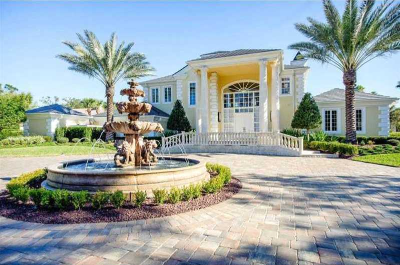 Sitting on one acre, this exquisite property is comparable to resort-style living. It includes four luxurious bedrooms, six bathrooms, plus a world of amenities.