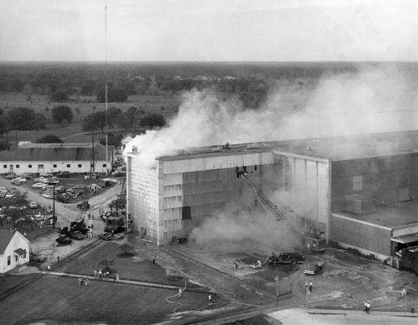 1962: Buckeye Cellulose Corp. in Foley