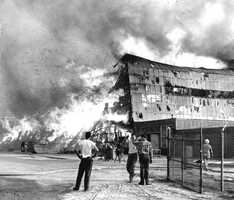 1950: St. Regis Paper Company in Pensacola