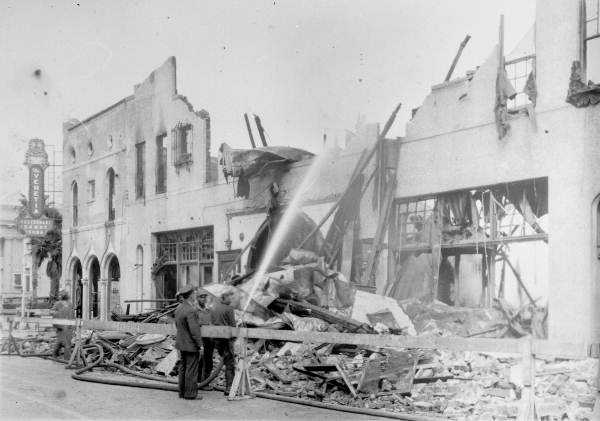 1933: State Theater in Tallahassee