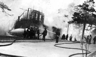 1920: Florida State College for Women fire