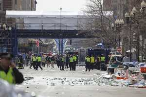 8. Brett's most memorable story assignment -- covering the Boston Marathon bombings in 2013.