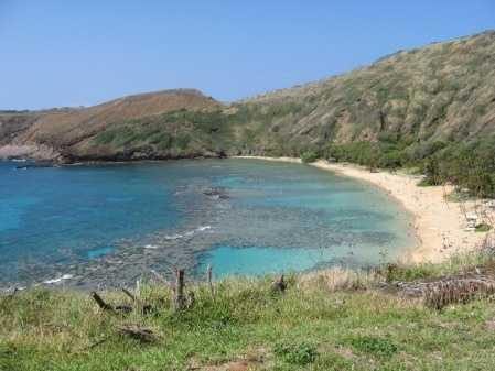 10. Hanauma Bay Nature Preserve, Honolulu, Hawaii