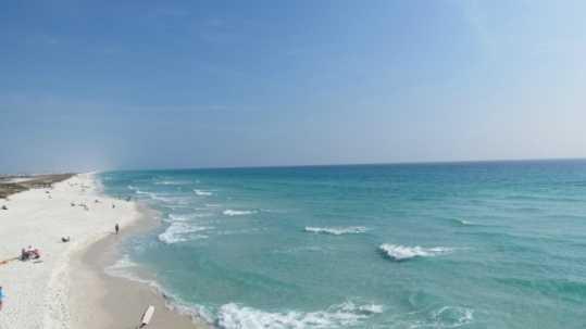 25. Navarre Beach, Navarre, Florida