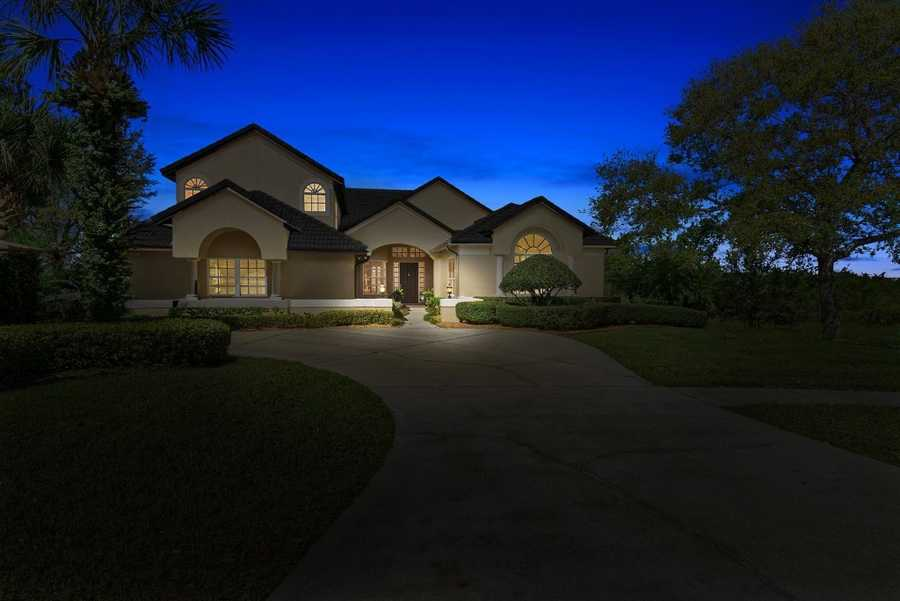 For more information about this 4,411 sq. ft. lakefront home visit Realtor.com