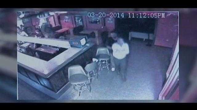 Surveillance video: Daytona Beach commissioner kicked out of strip club