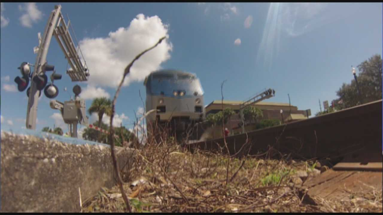 Since 2012, the Federal Railroad Administration has fined FDOT, which owns the Central Florida Corridor, more than $17,000 after work crews improperly disabled the stop arms and failed to return them to working order before a train came through.