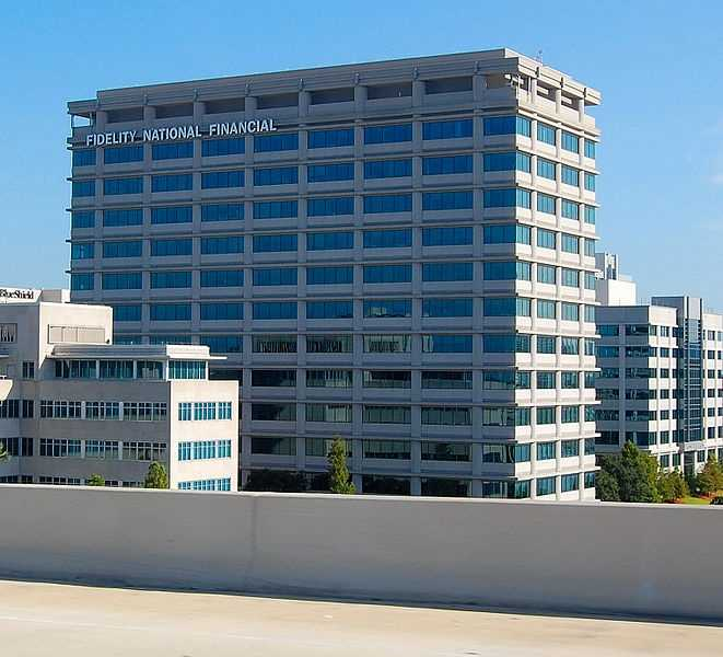 4. Fidelity National Financial (353) -- 60,451 employees