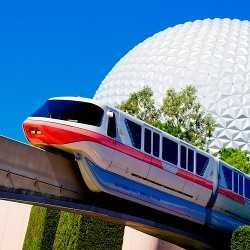 6: Monorail Transportation-40mph