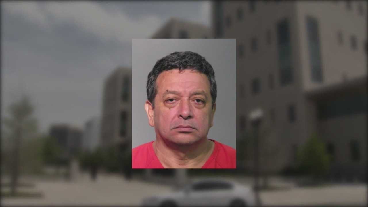 An admitted money launderer stabbed and tortured by the Italian mob took a guilty plea in Orlando federal court Monday to avoid a return to Italy.