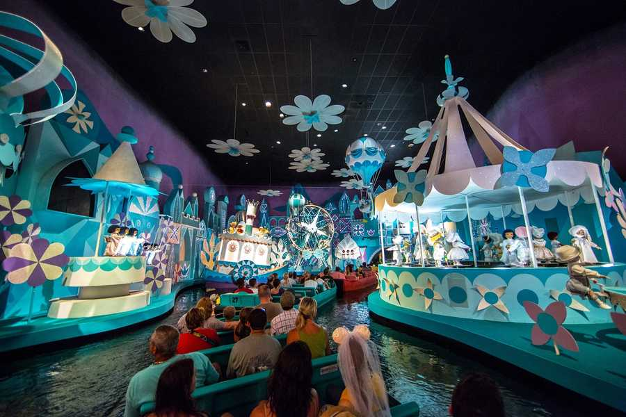 "As ""it's a small world"" celebrates its 50th anniversary on Thursday, take a look at five little-known facts about the famous attraction."