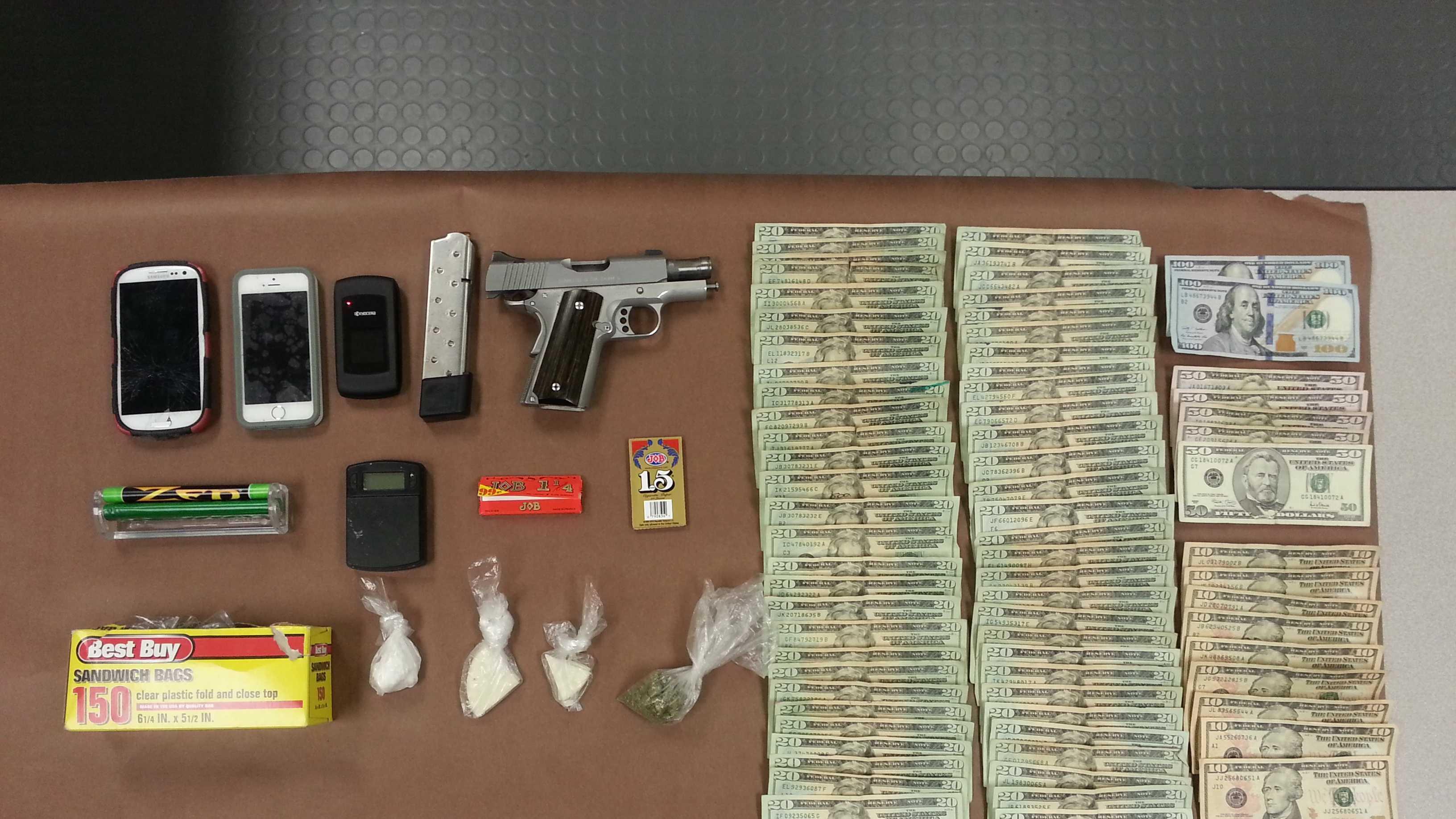 Cocoa burglary arrest