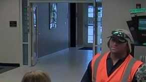 Melbourne bank robbery