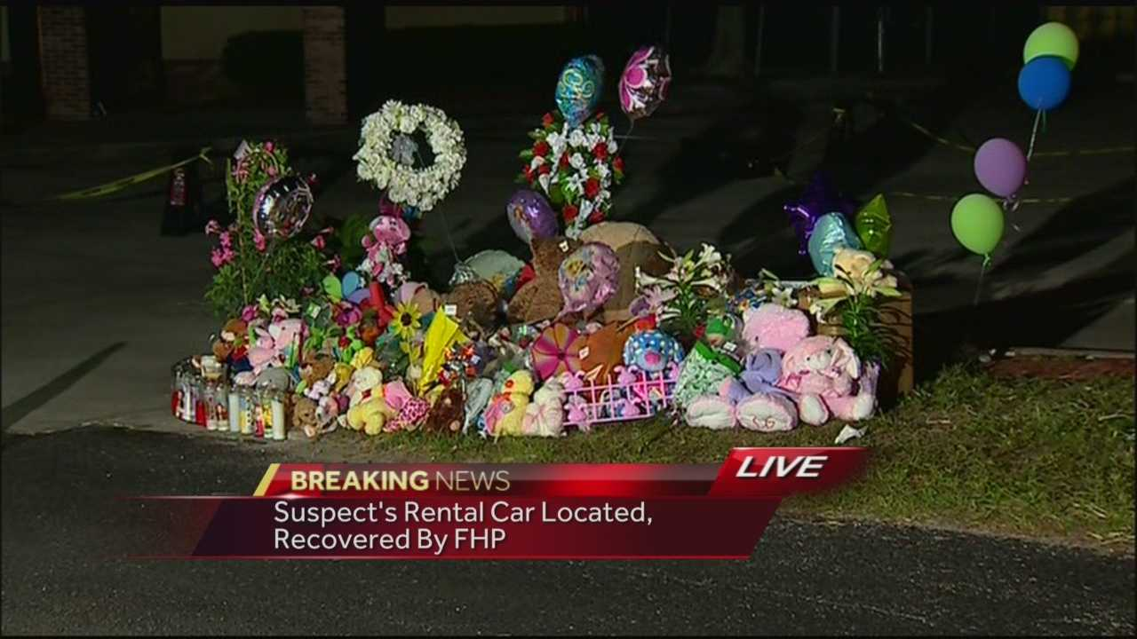 A memorial for the victims of Wednesday's deadly crash at a local day care was growing Saturday.