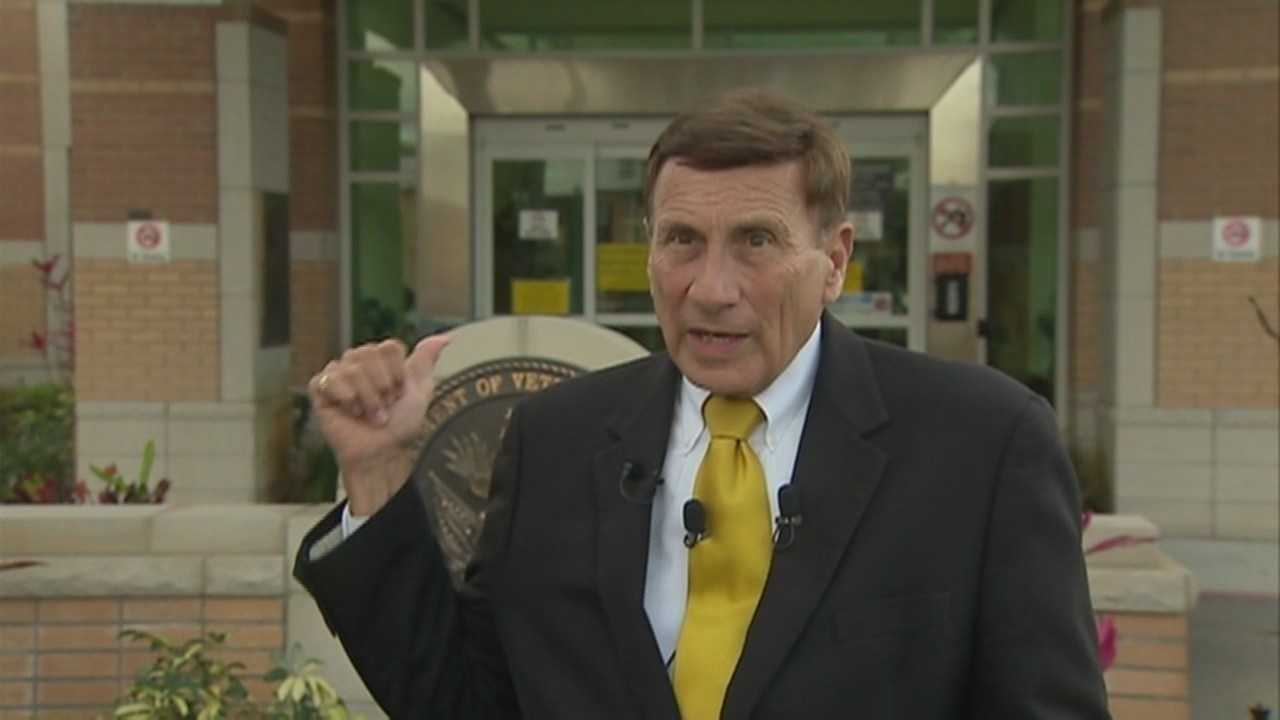 A major effort by Rep. John Mica is underway to save the VA Medical Clinic at Baldwin Park.