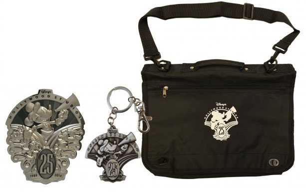 A messenger bag and key chain are also part of the lineup.