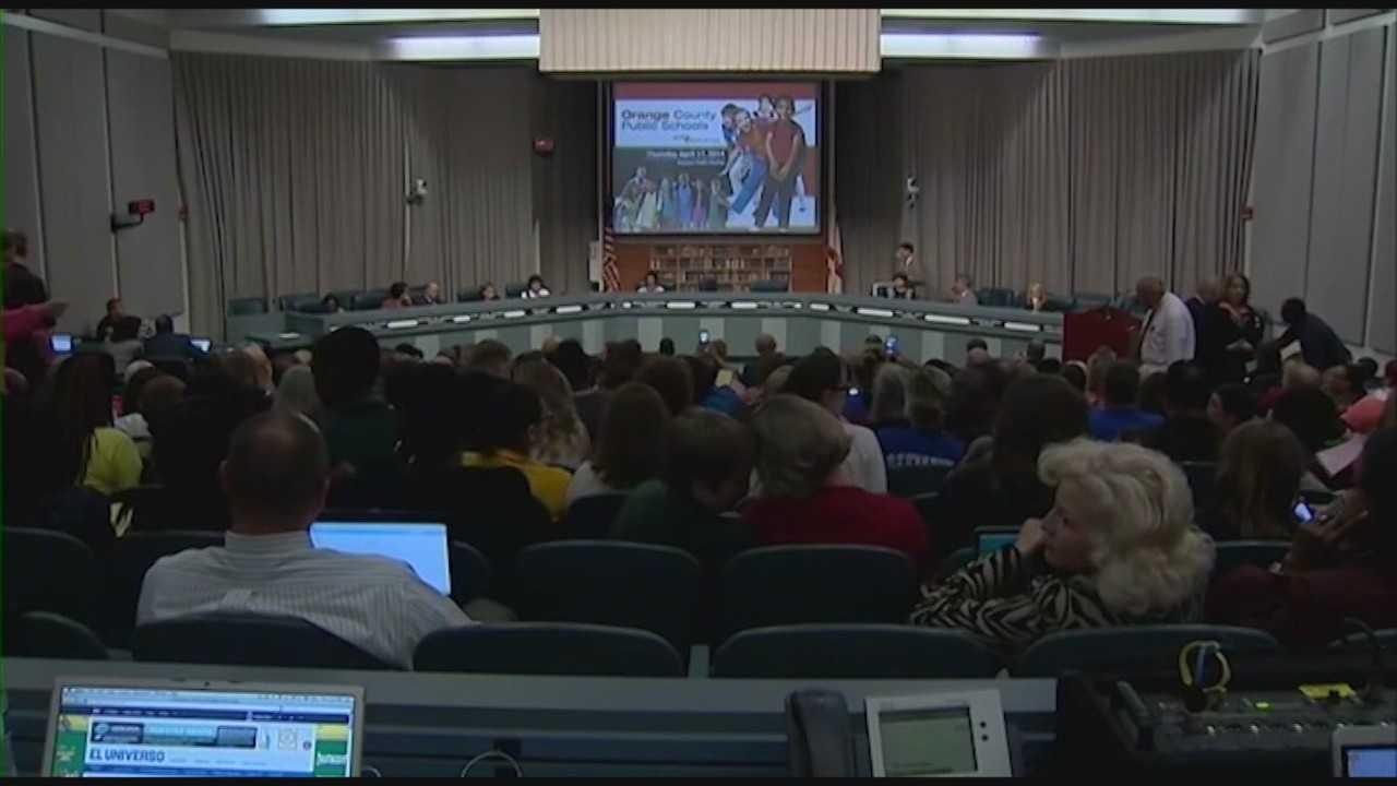 Orange County teachers to vote on raises