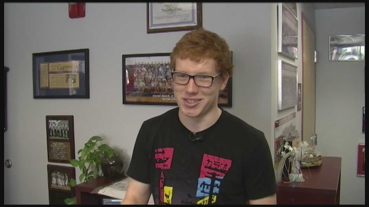 Cocoa Beach student awarded $100,000 science scholarship