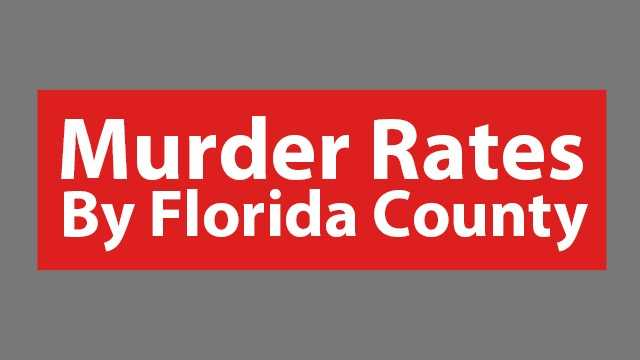 Florida Department of Law Enforcement has released its annual crime report. Find out if your county was safer in 2012 or 2013.