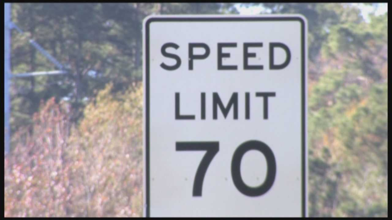 The Florida Senate voted to raise the speed limit on some highways to 75 mph across the Sunshine State.