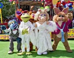 In 1991, Muppet Vision 3D opened.
