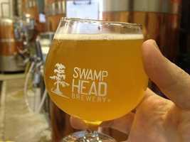 Swamp Head Brewery - 3140 SW 42nd Way, Gainesville