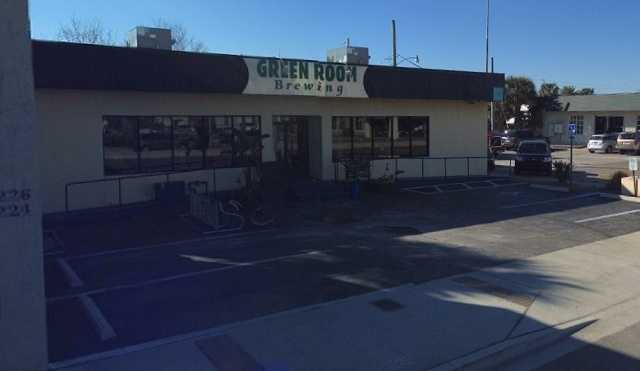 Green Room Brewing - 228 3rd Street North, Jacksonville Beach