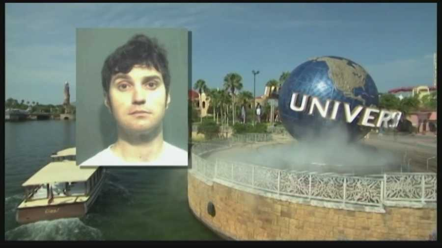 Actor Who Plays Captain America At Universal Arrested-4246