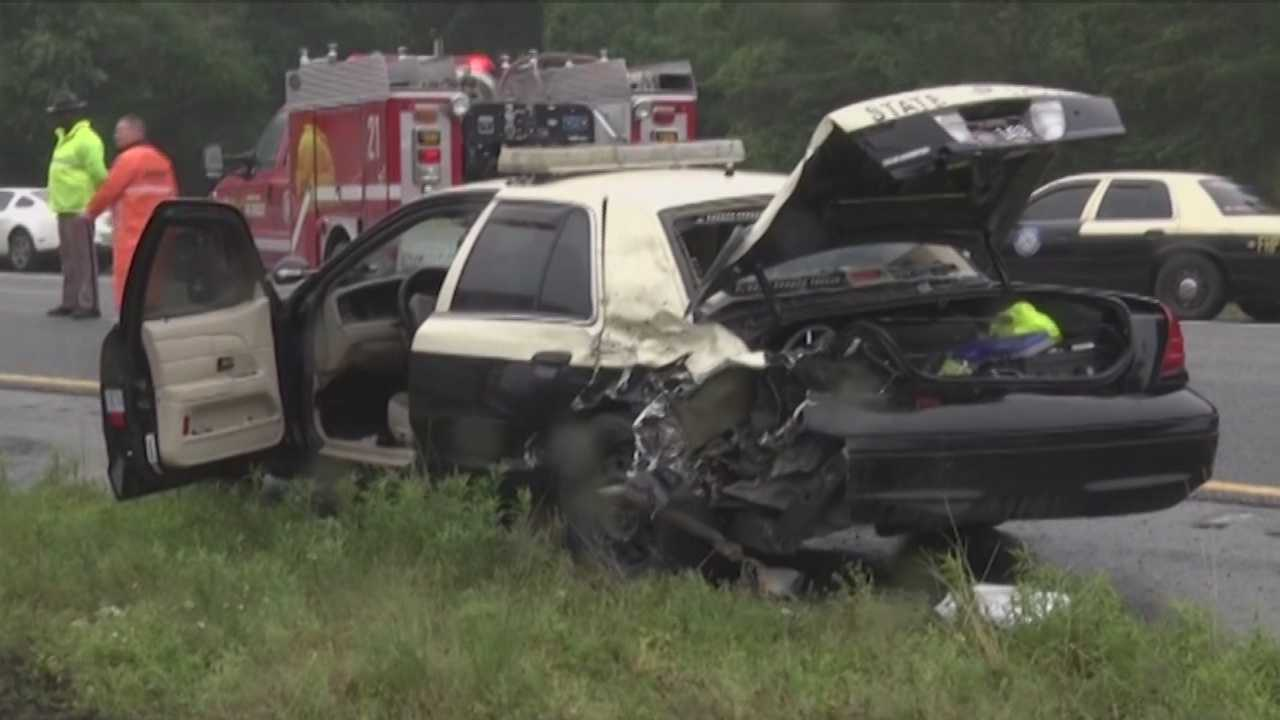 Southbound lanes of Interstate 75 near mile marker 341 south of Ocala were closed Saturday after a fatal crash involving several vehicles.