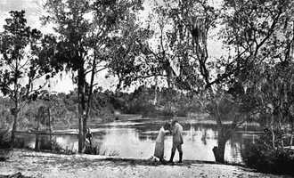 See how Weeki Wachee has changed over time in the following pictures.This image was taken in 1927.