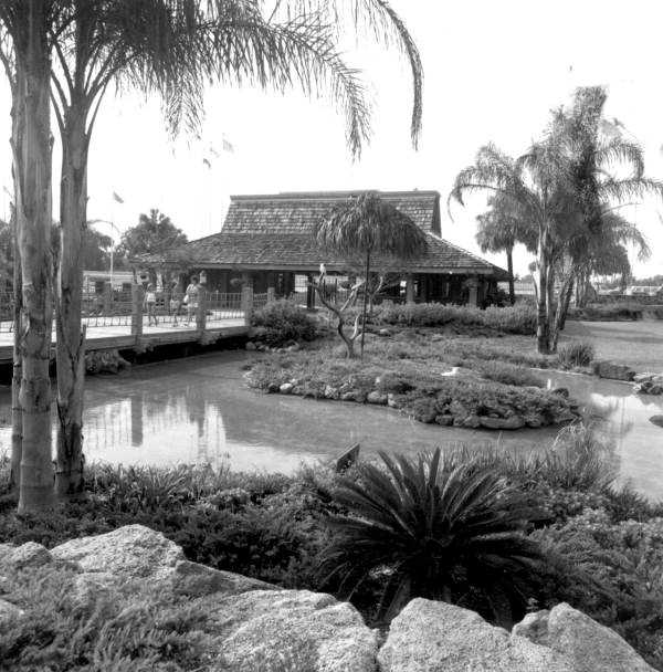 Weeki Wachee Springs in 1980.