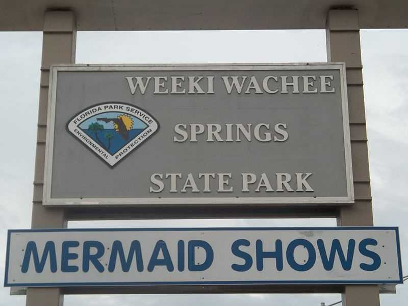 Weeki Wachee became a state park in November 2008.