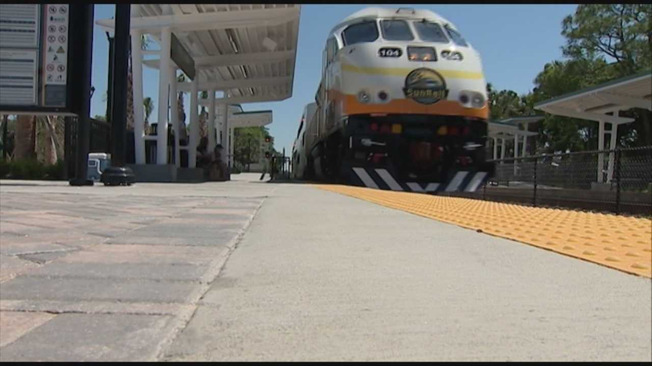 Some Central Florida trains continued to be so full Tuesday that SunRail continued to use chase trains to scoop up passengers. An urban planning expert from UCF says SunRail officials have handled the delays well.