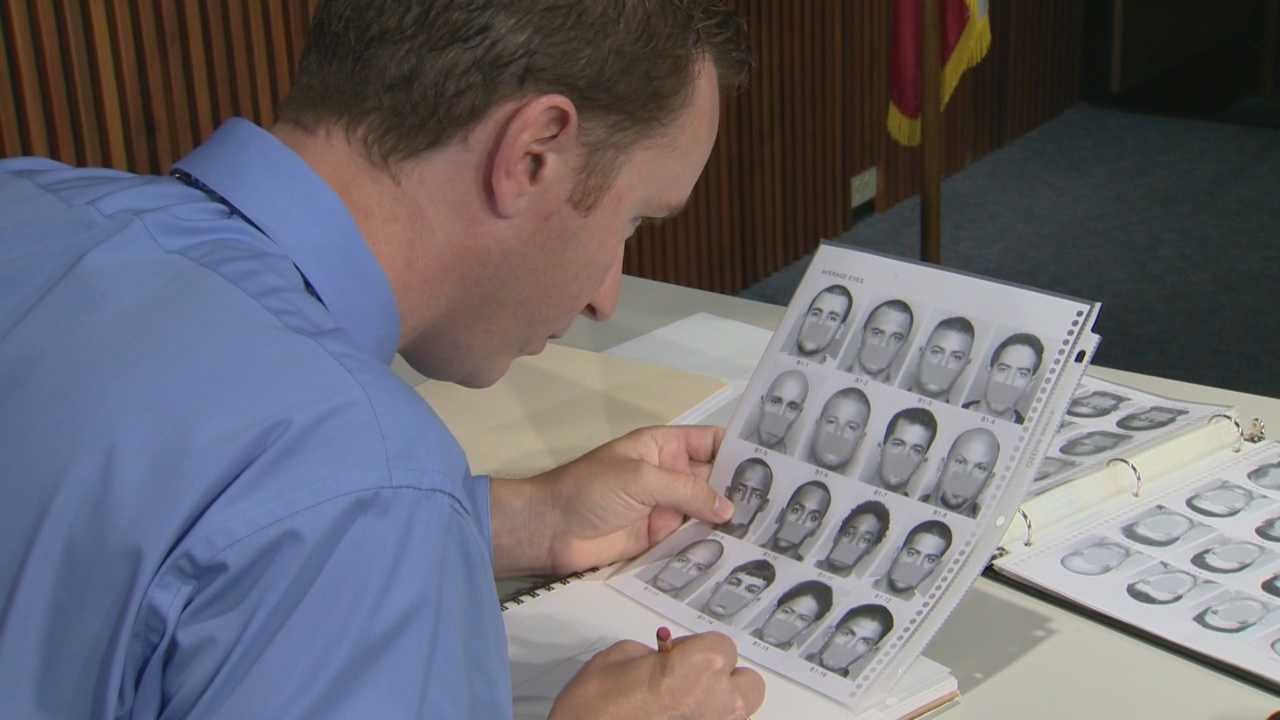 Composite sketches have proven to be an amazingly effective law enforcement tool, and WESH 2 News found out just how they're created.