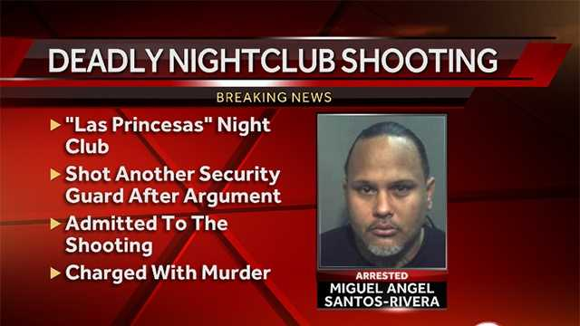 Security guard killed in Winter Garden night club shooting