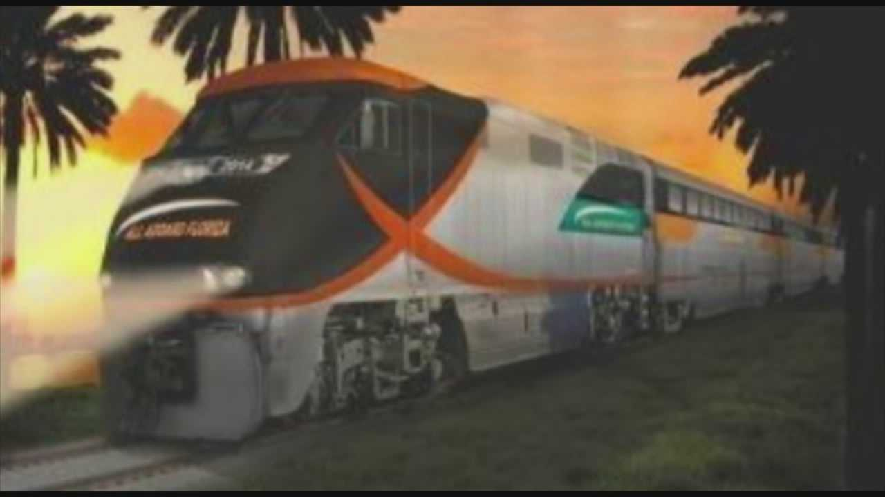 Big opposition is gathering for All Aboard Florida, the high-speed train that would link Orlando and Miami next year.
