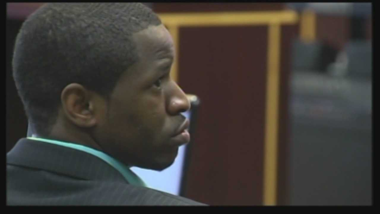 A man is on trial for allegedly terrorizing women up and down Lee Road in Winter Park.