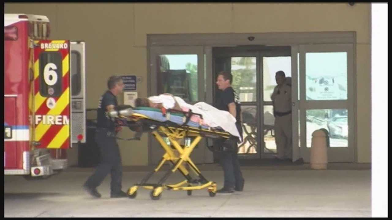 Brevard woman recovering after shark bite in Melbourne Beach