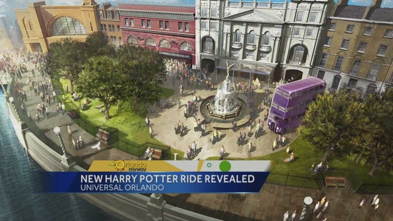 Orlando My Way reporter Kayla Becker talks about what's going in in Orlando this week, including the Fringe Festival, updates on Diagon Alley, new additions coming to Disney's Polynesian Resort, Star Wars Weekend and more.