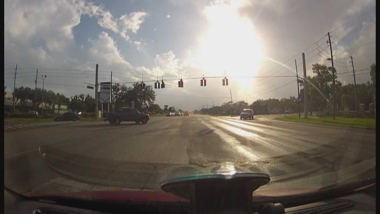 Manic maneuvers, wrong-way turns! WESH 2 News strapped a camera on a commuter's car and recorded his close calls on central Florida roads. Watch the special report Monday at 6 p.m.