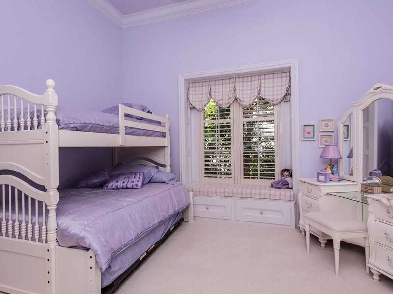 Possible children's bedroom.