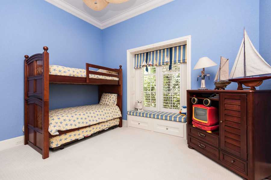 Another spacious room, perfect for children.