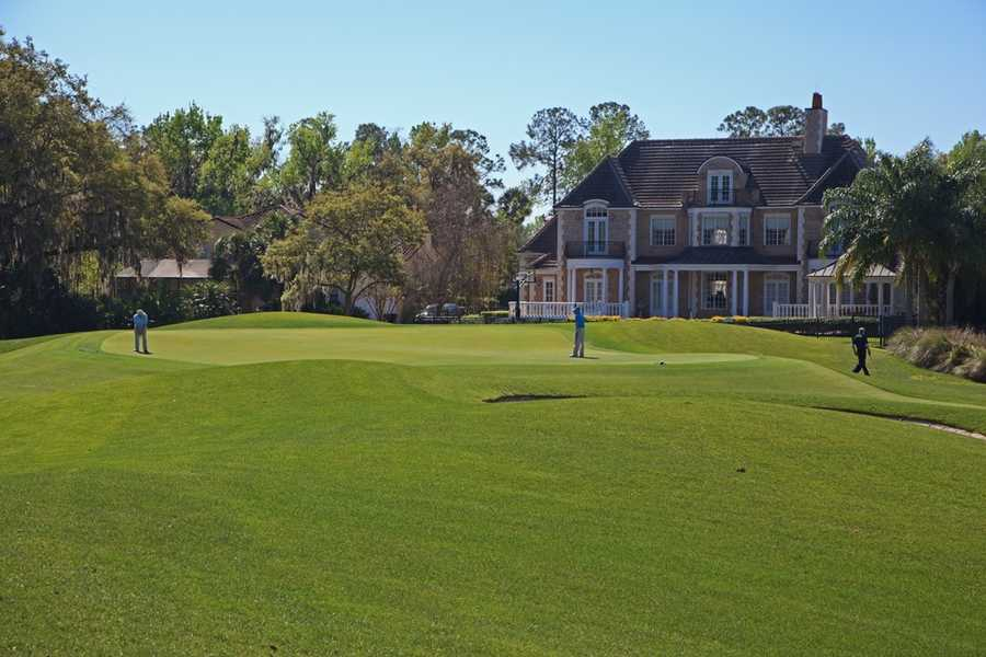 If you love golfing, this is the home for you. For more information on this property, visit Realtor.com .